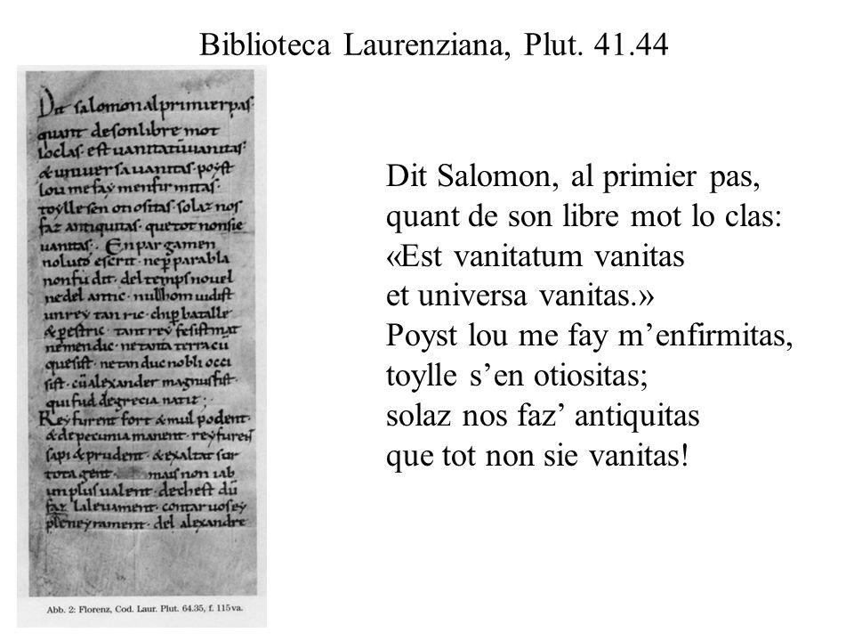 Biblioteca Laurenziana, Plut. 41.44