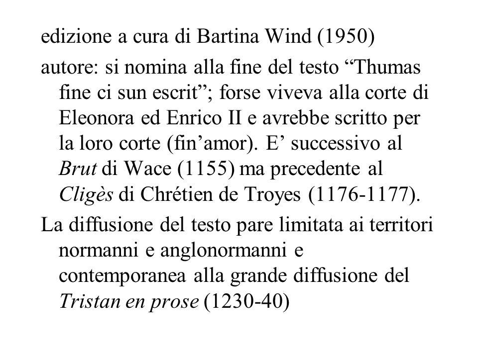 edizione a cura di Bartina Wind (1950)