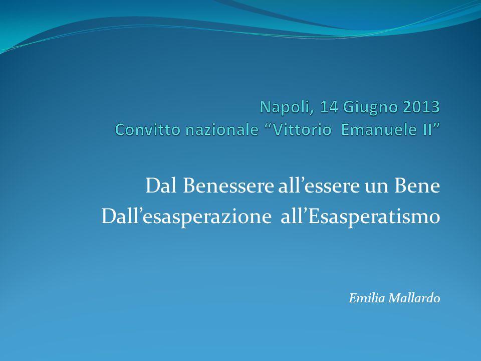 Napoli, 14 Giugno 2013 Convitto nazionale Vittorio Emanuele II