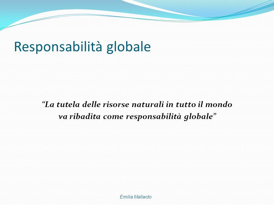 Responsabilità globale