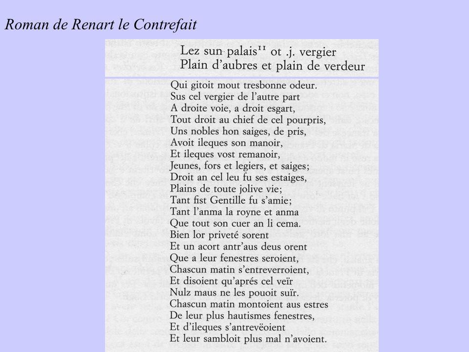 Roman de Renart le Contrefait