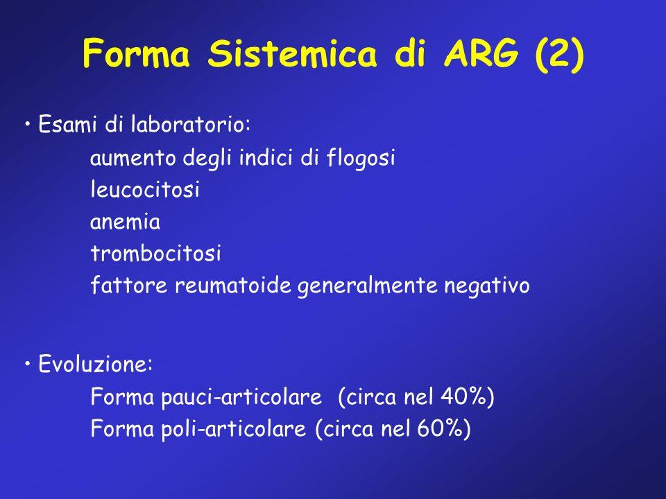 Forma Sistemica di ARG (2)