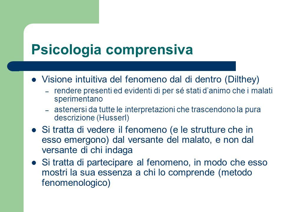 Psicologia comprensiva