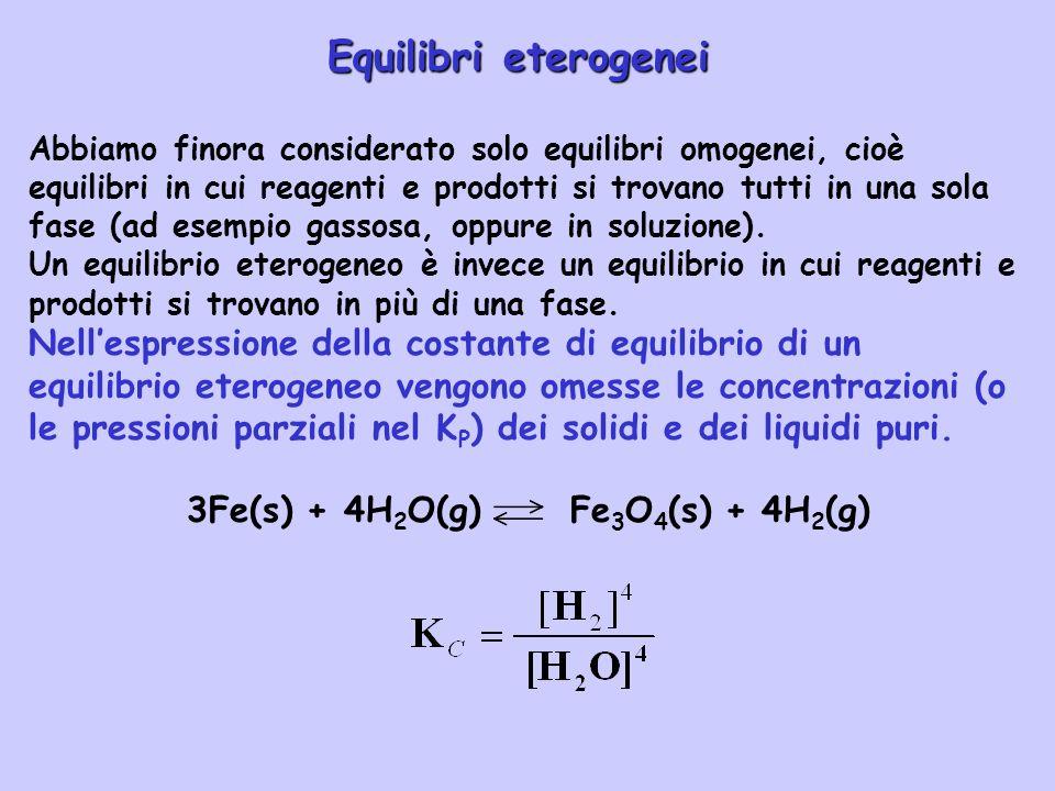 Equilibri eterogenei