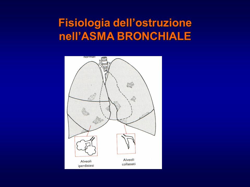 Fisiologia dell'ostruzione nell'ASMA BRONCHIALE