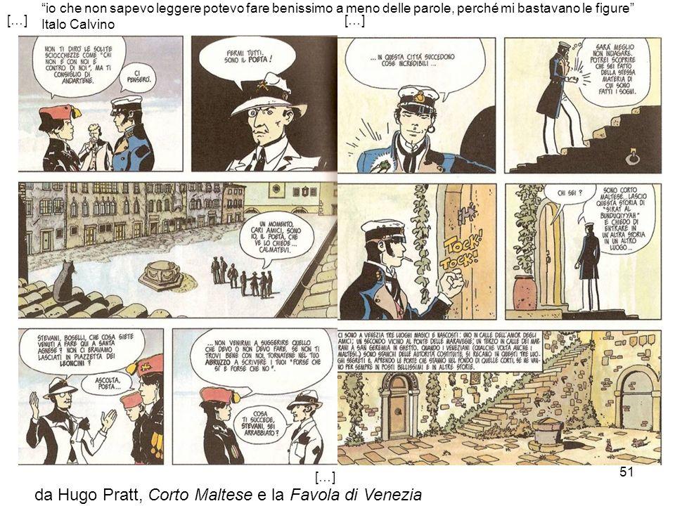 da Hugo Pratt, Corto Maltese e la Favola di Venezia