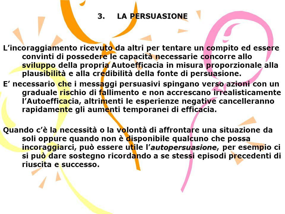 3. LA PERSUASIONE