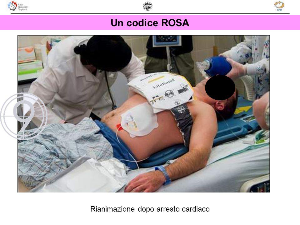 Rianimazione dopo arresto cardiaco