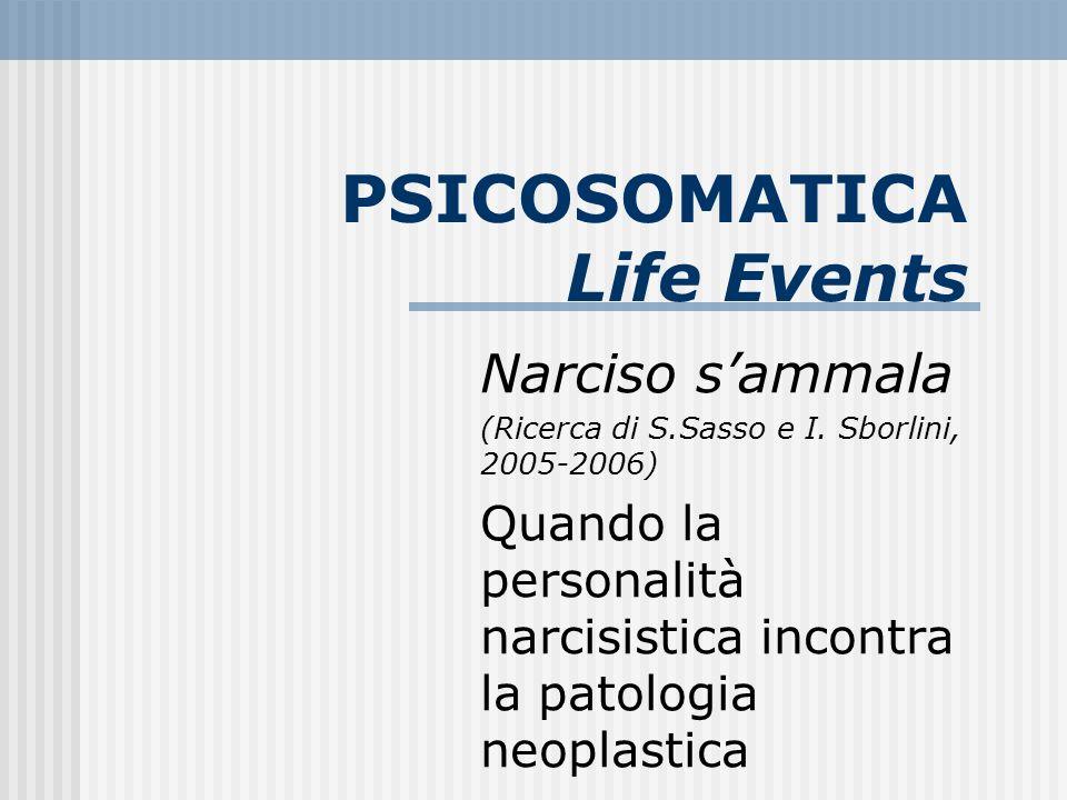 PSICOSOMATICA Life Events