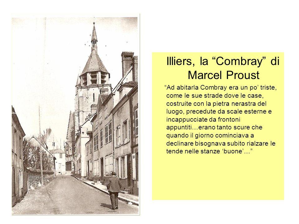 Illiers, la Combray di Marcel Proust