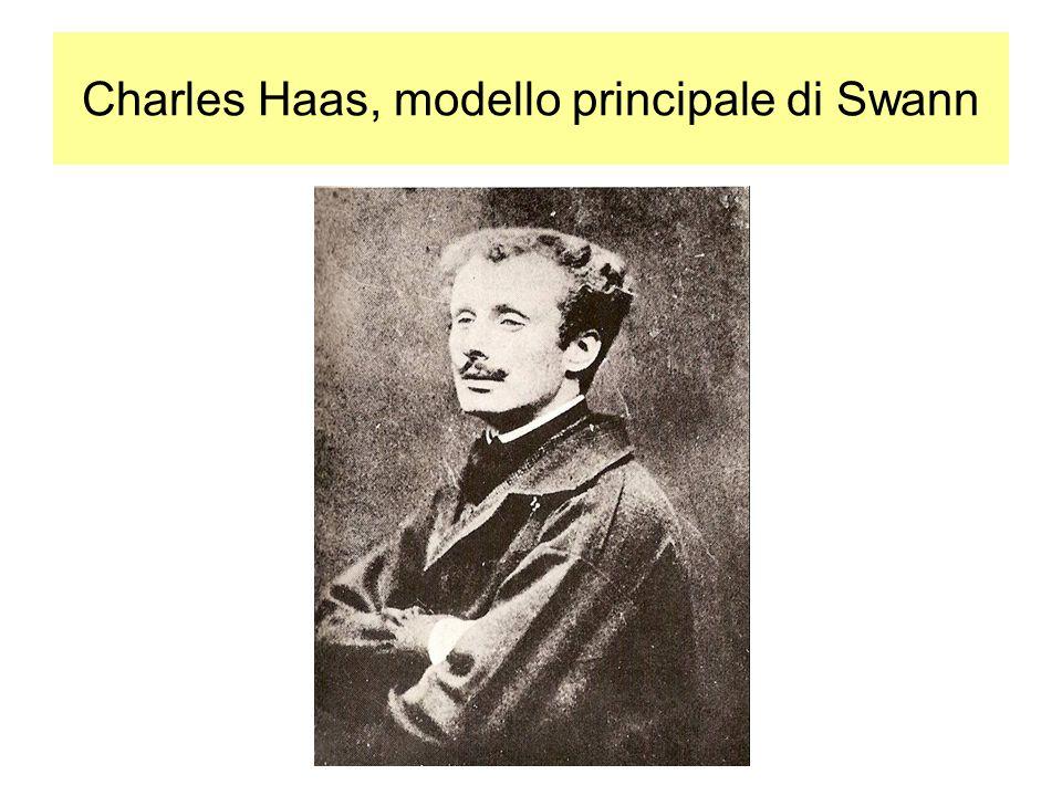 Charles Haas, modello principale di Swann