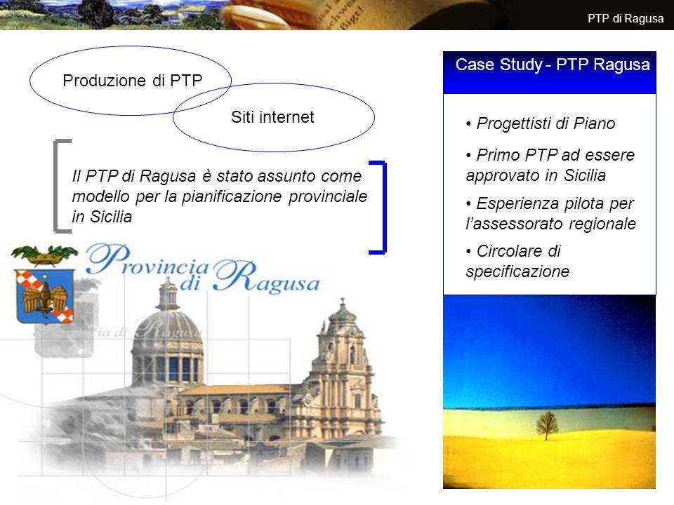 Primo PTP ad essere approvato in Sicilia