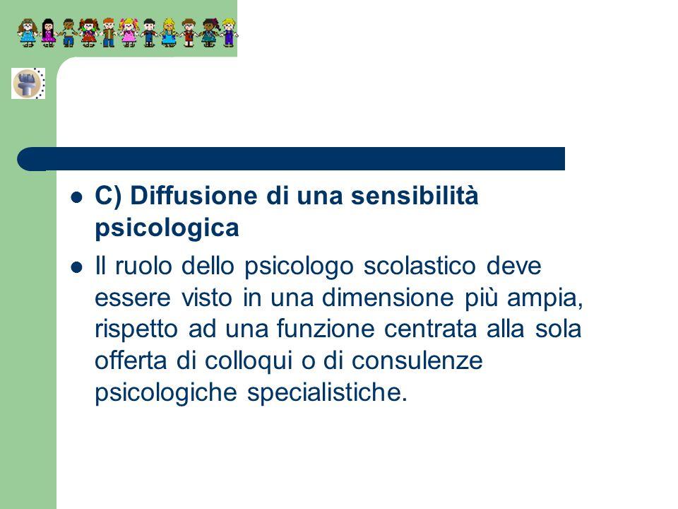C) Diffusione di una sensibilità psicologica