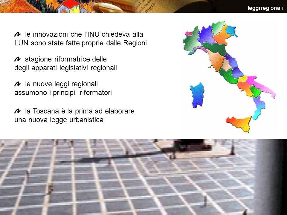 stagione riformatrice delle degli apparati legislativi regionali