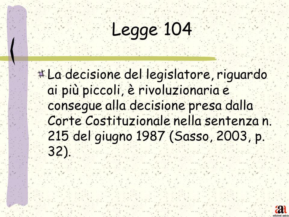Legge 104