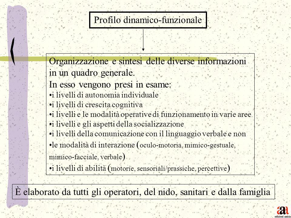 Profilo dinamico-funzionale