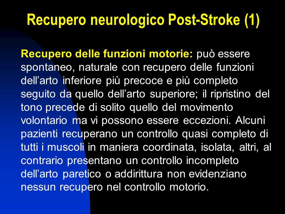 Recupero neurologico Post-Stroke (1)