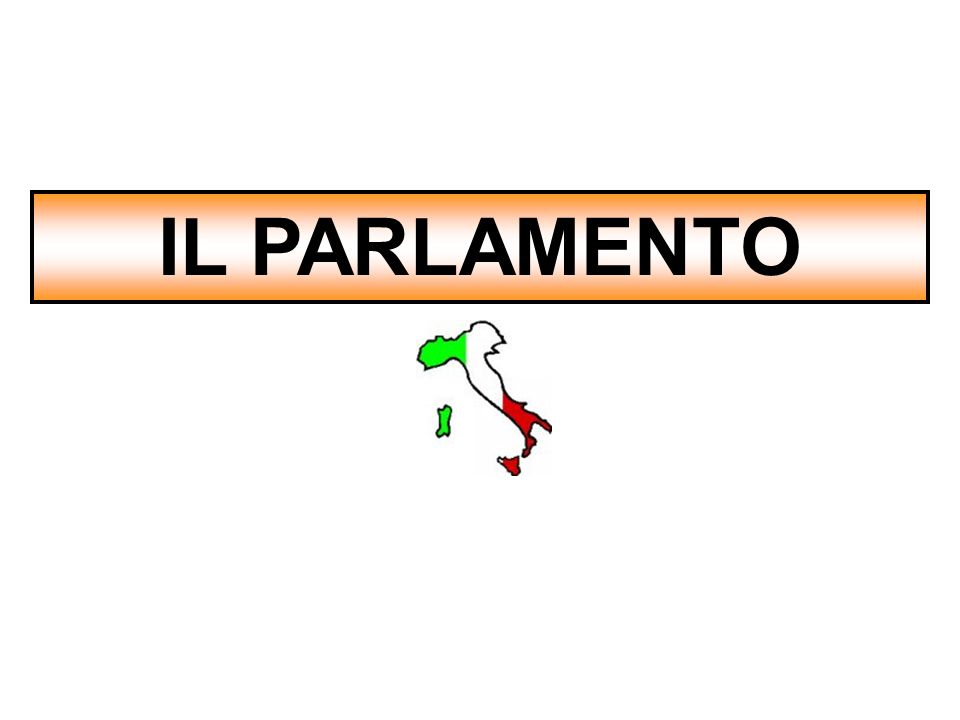 Il parlamento ppt video online scaricare for Parlamento on line