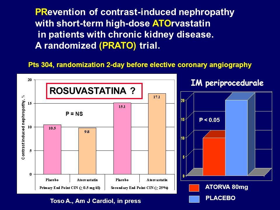 PRevention of contrast-induced nephropathy