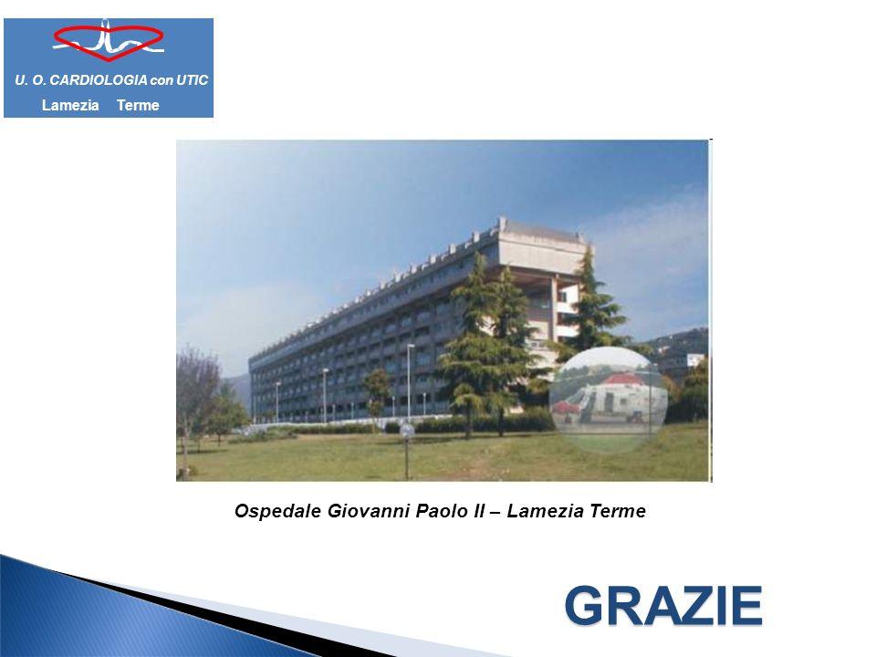 Ospedale Giovanni Paolo II – Lamezia Terme