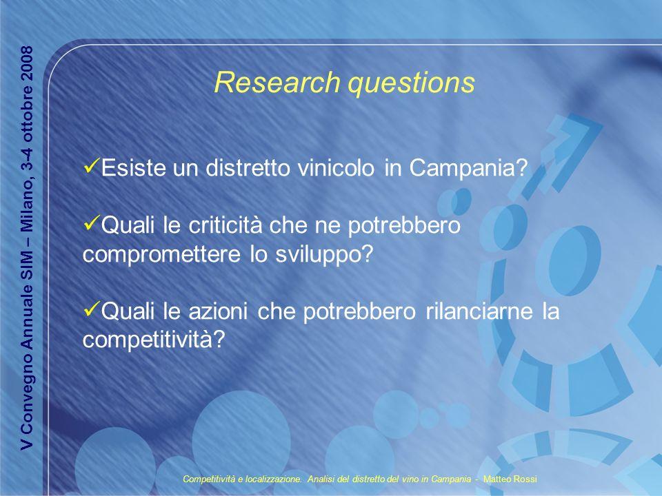 V Convegno Annuale SIM – Milano, 3-4 ottobre 2008