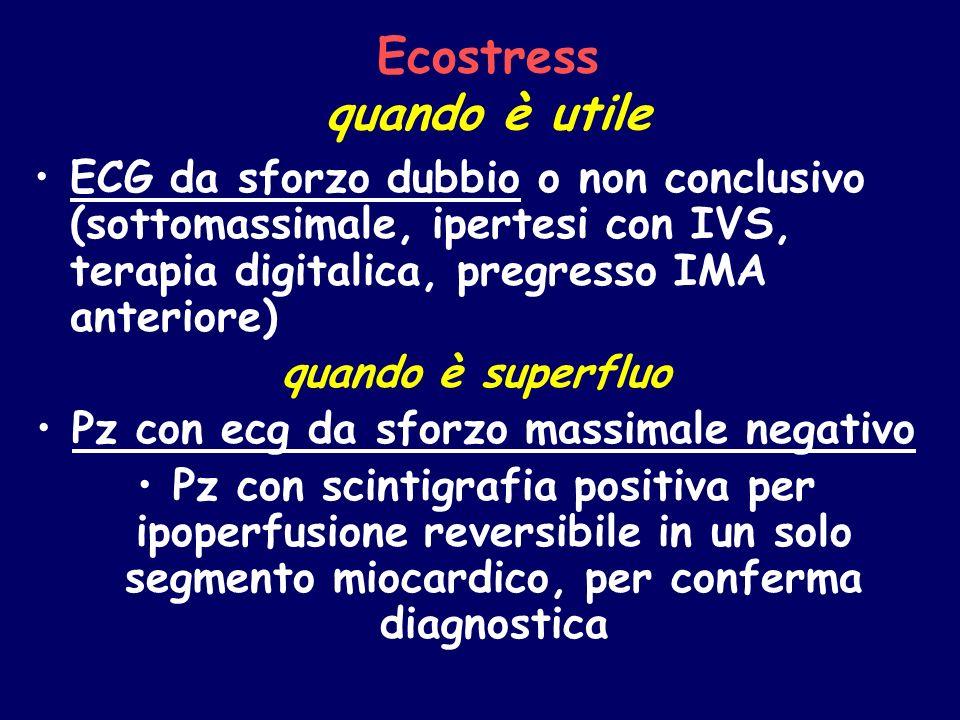 Ecostress quando è utile