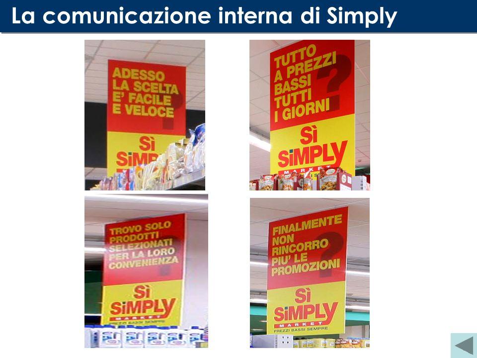 La comunicazione interna di Simply