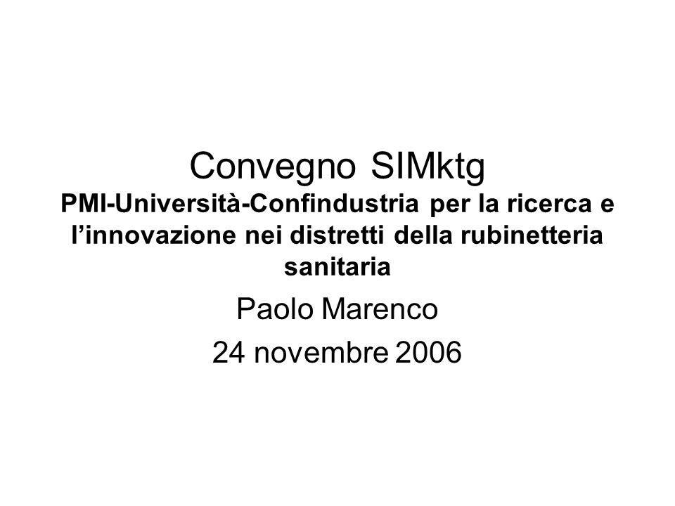 Paolo Marenco 24 novembre 2006