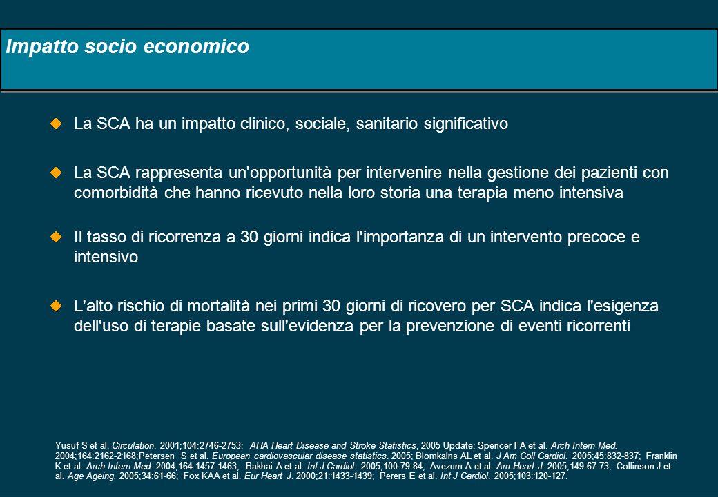 Impatto socio economico