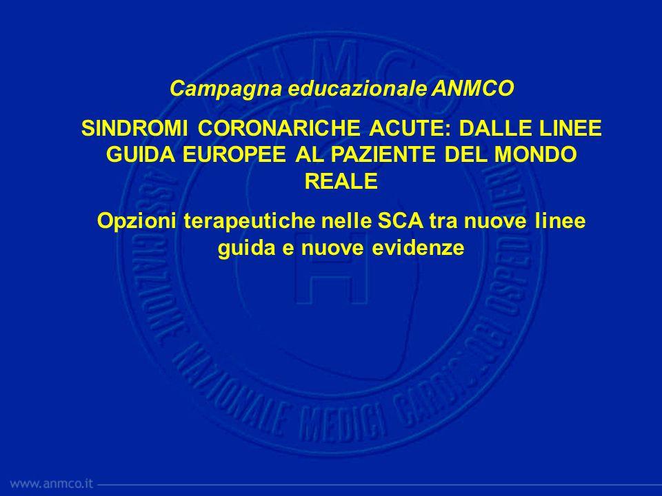 Campagna educazionale ANMCO