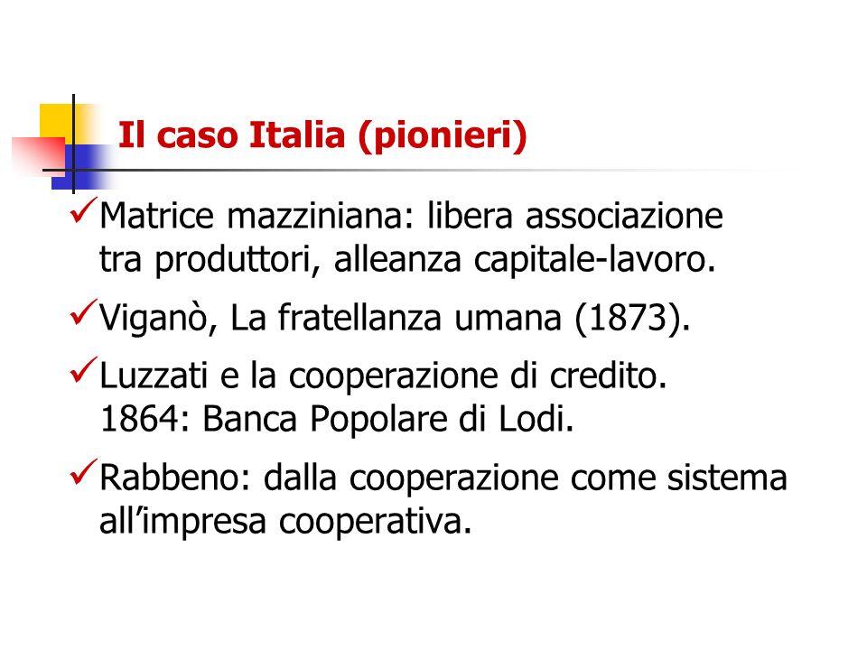 Il caso Italia (pionieri)