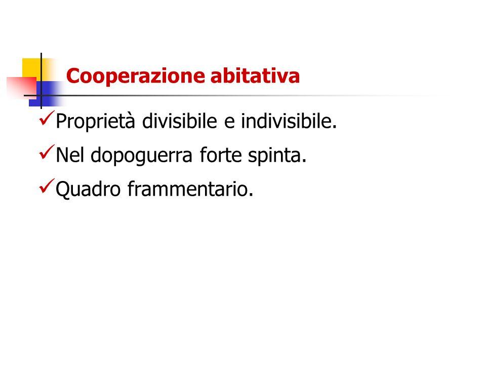 Cooperazione abitativa