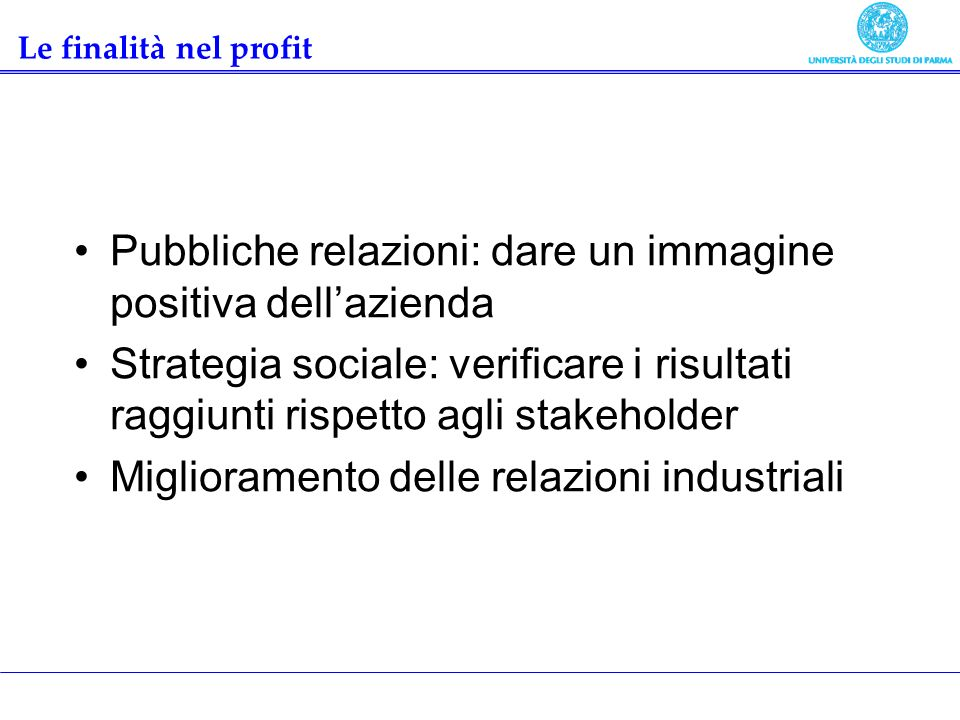 Pubbliche relazioni: dare un immagine positiva dell'azienda