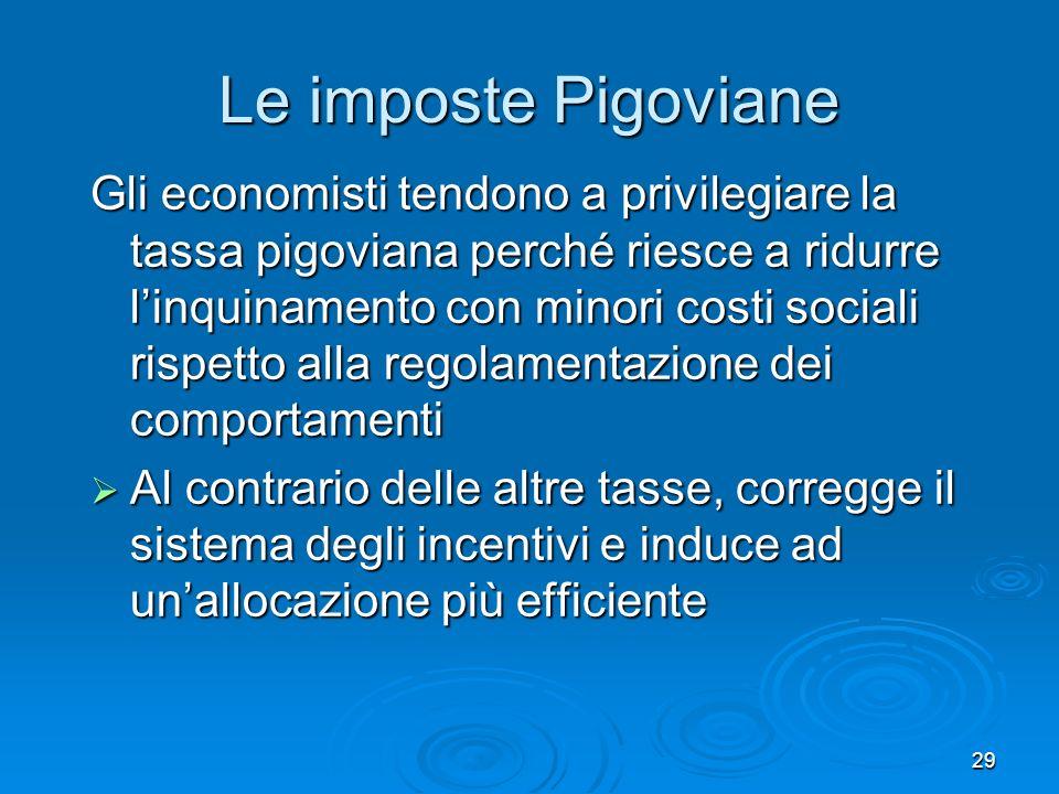 Le imposte Pigoviane