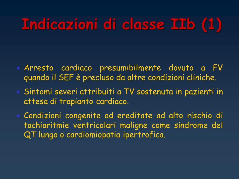 Indicazioni di classe IIb (1)