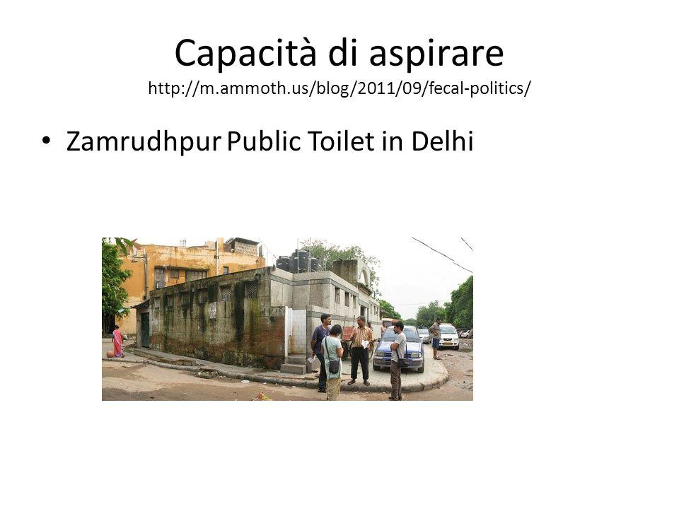 Capacità di aspirare http://m.ammoth.us/blog/2011/09/fecal-politics/