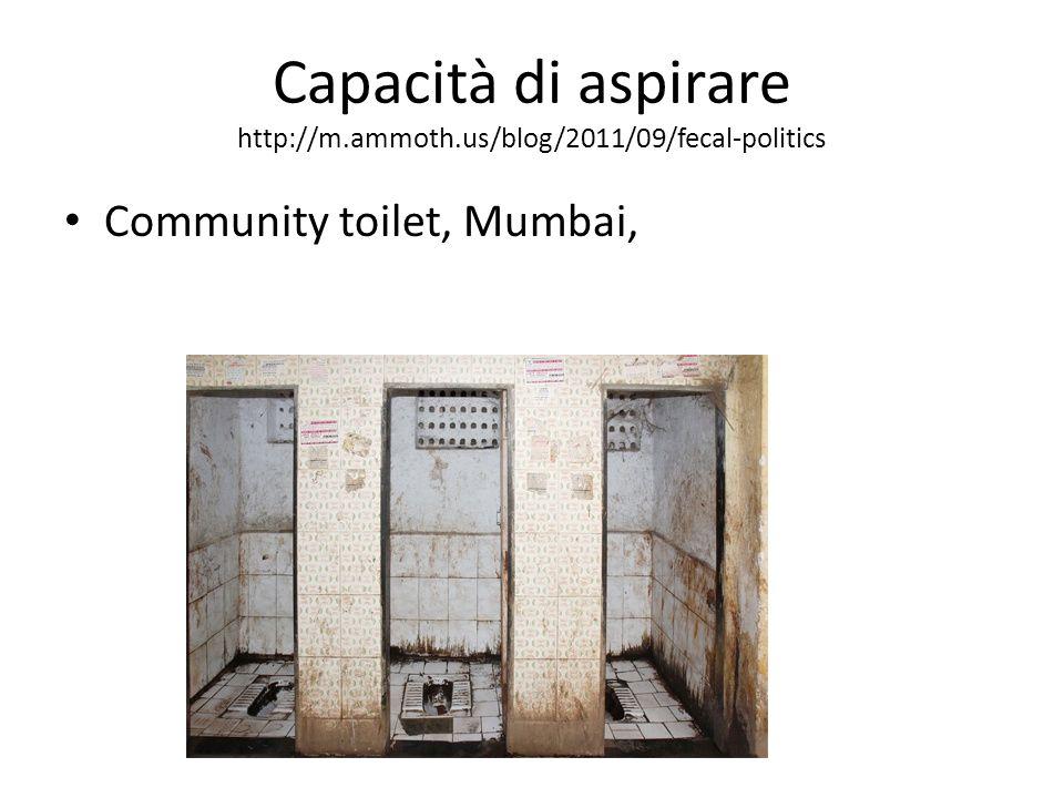 Capacità di aspirare http://m.ammoth.us/blog/2011/09/fecal-politics