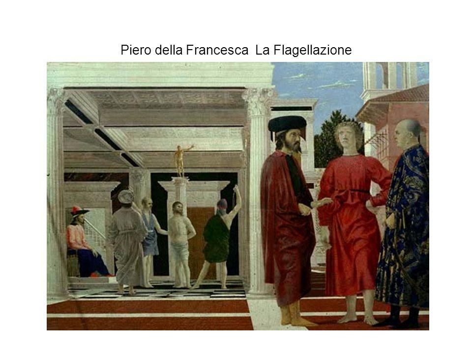 Piero della Francesca La Flagellazione