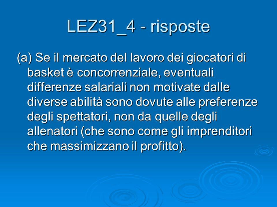 LEZ31_4 - risposte