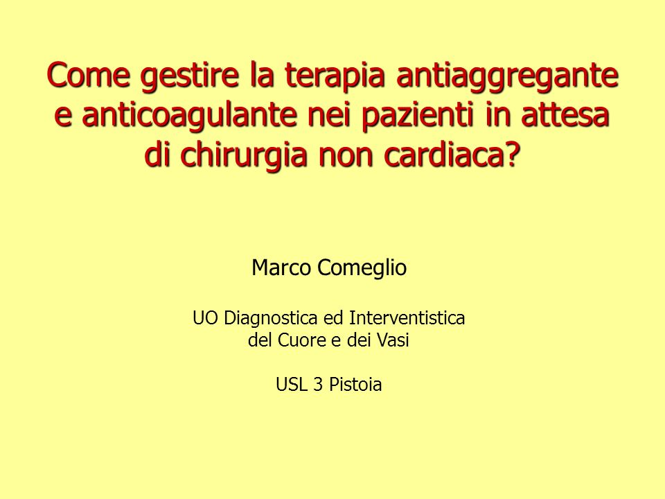UO Diagnostica ed Interventistica
