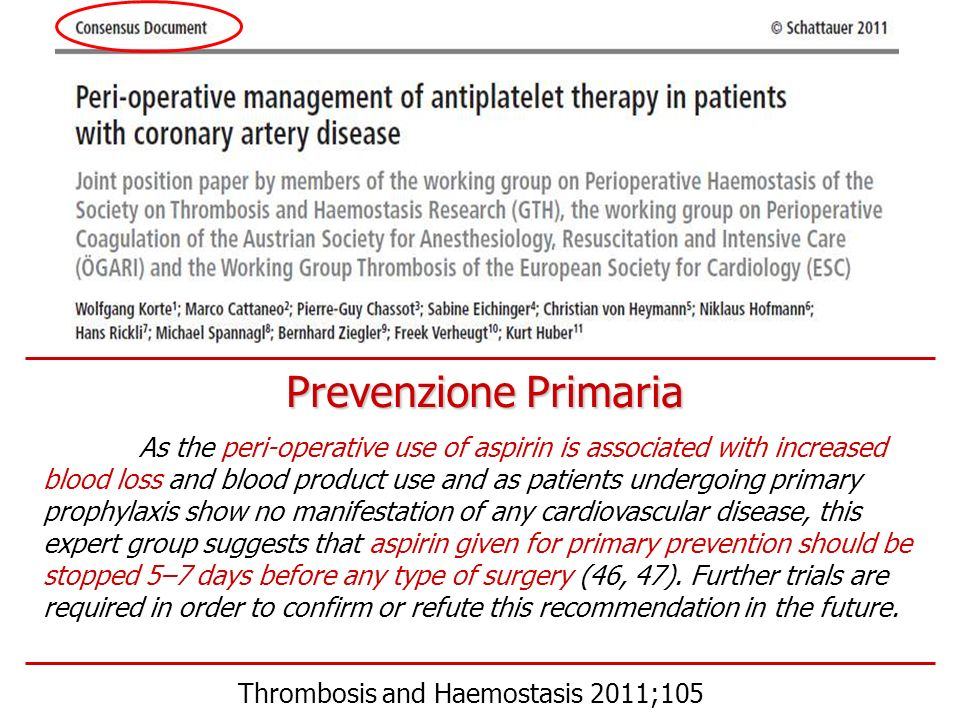 Thrombosis and Haemostasis 2011;105