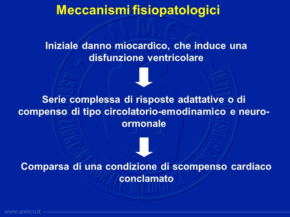 Meccanismi fisiopatologici