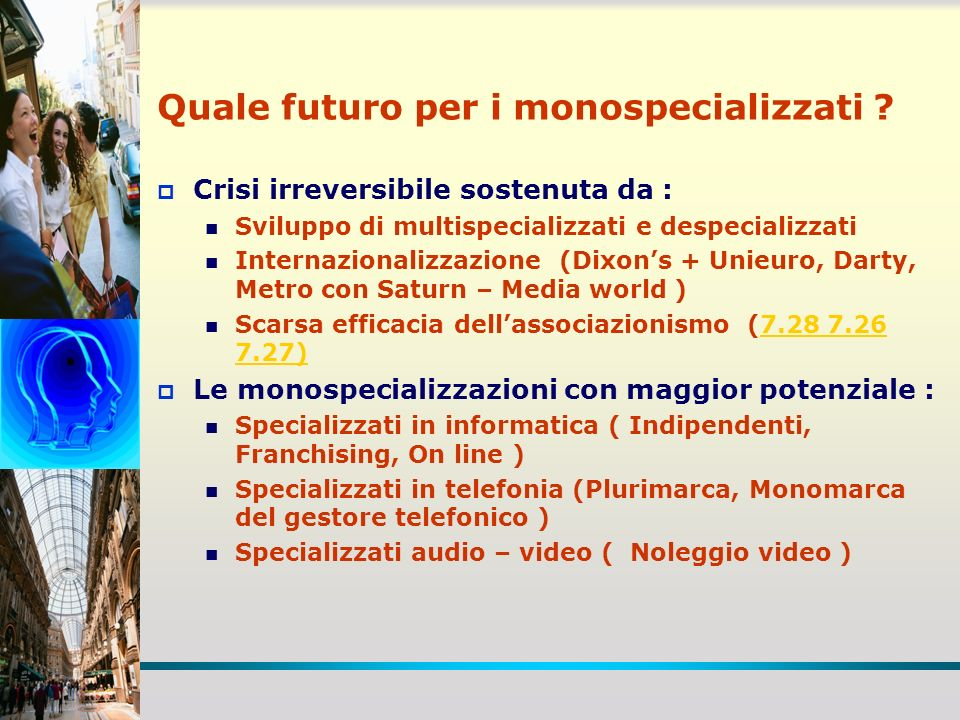 Quale futuro per i monospecializzati