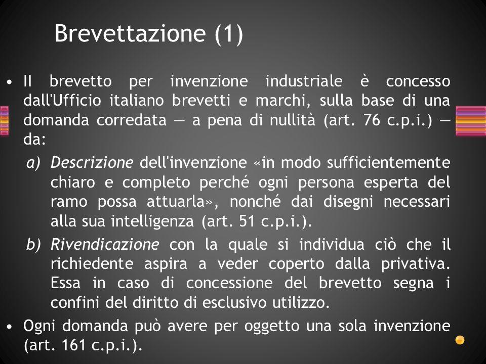Brevettazione (1)