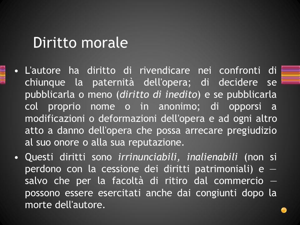 Diritto morale