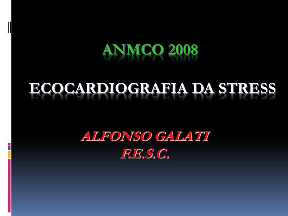 ANMCO 2008 ECOCARDIOGRAFIA DA STRESS