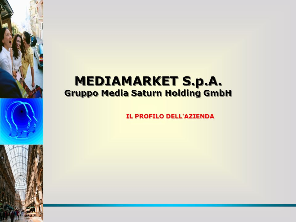 Gruppo Media Saturn Holding GmbH