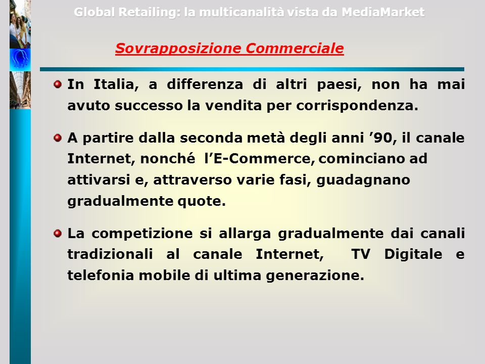 Sovrapposizione Commerciale