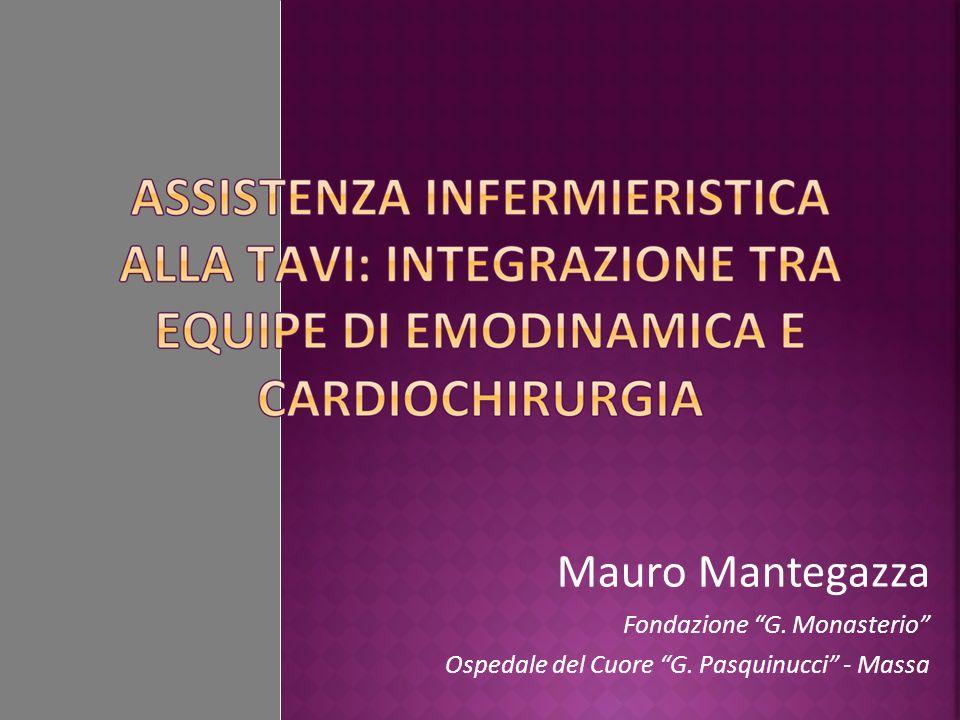 Mauro Mantegazza Fondazione G. Monasterio