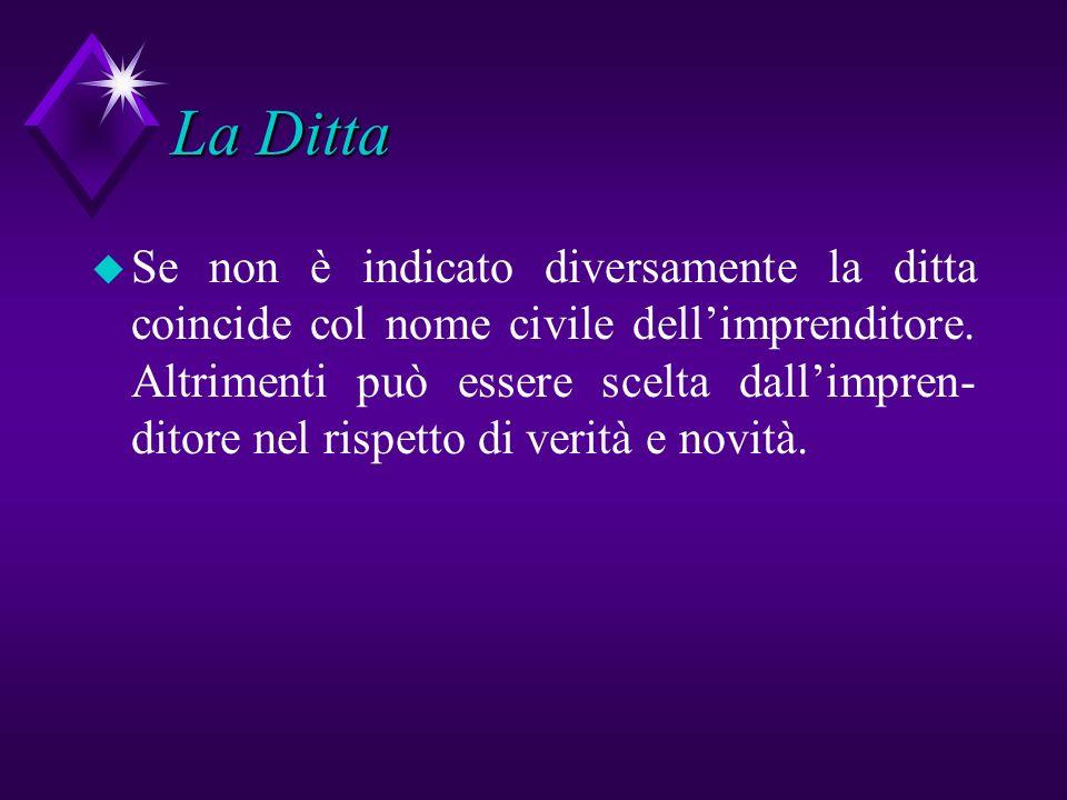 La Ditta